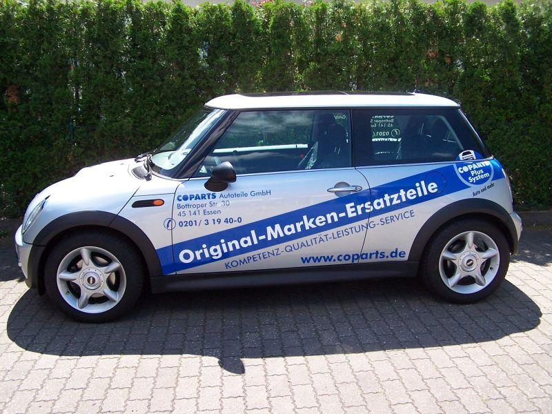 Fahrzeugbeschriftung Auto Folien KFZ Beschriftung Klebebuchstaben